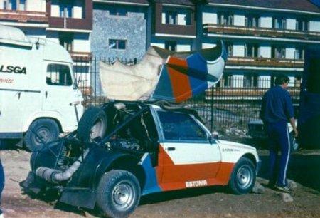 Уникальные авторазработки: Таврия ЭРФ-Мобиле 1986