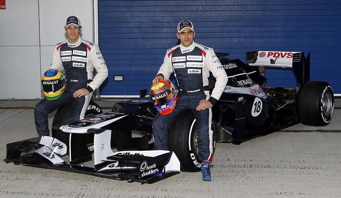Формула 1: сезон 2011 открыт (42 фото)