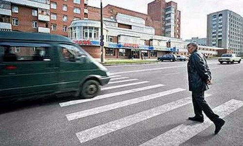 У Львові збили пішохода