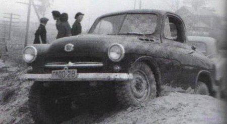 ГАЗ-М73 : бич советского бездорожья