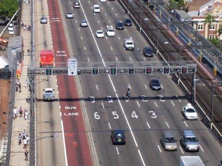 Авто-факт: самый широкий автомобильный мост в мире находится в Сиднее
