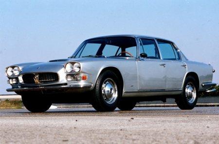 Maserati Quattroporte: ������� ������ � ����� �������� ������