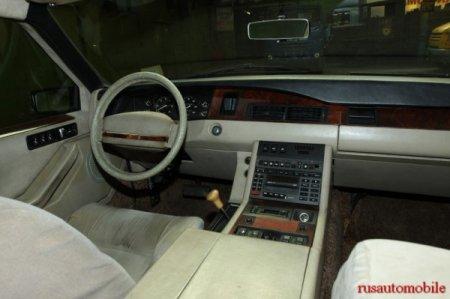 Уникальные авто СССР: ЗИЛ-4102