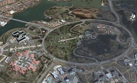 Авто - факт: перекресток Путраджайя -  самый большой в мире