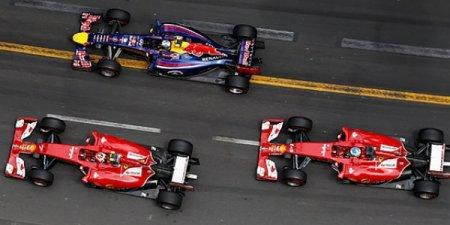 В Формулу-1 вернутся клиентские машины
