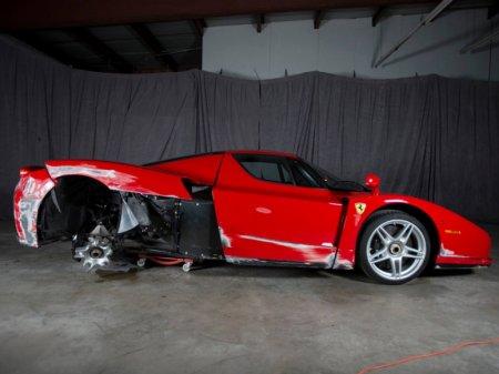 Битый «Феррари» по цене нового Bentley