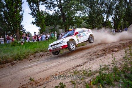 Ралли Умань: гонка на грани фола для экипажа M2MOTORS – GBO-STO