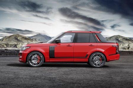 Range Rover  премиум-пикап