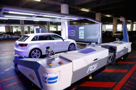ТОП самых уникальных автоматических парковок мира