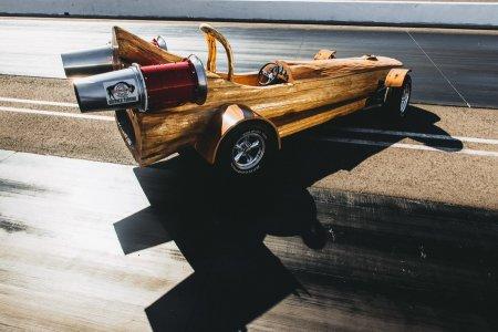 Рекорд скорости на бревне поставлен в Канаде